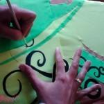 Pintar Maillot a Mano