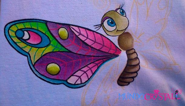 C mo pintar en tela a mano - Como pintar una pared ya pintada ...