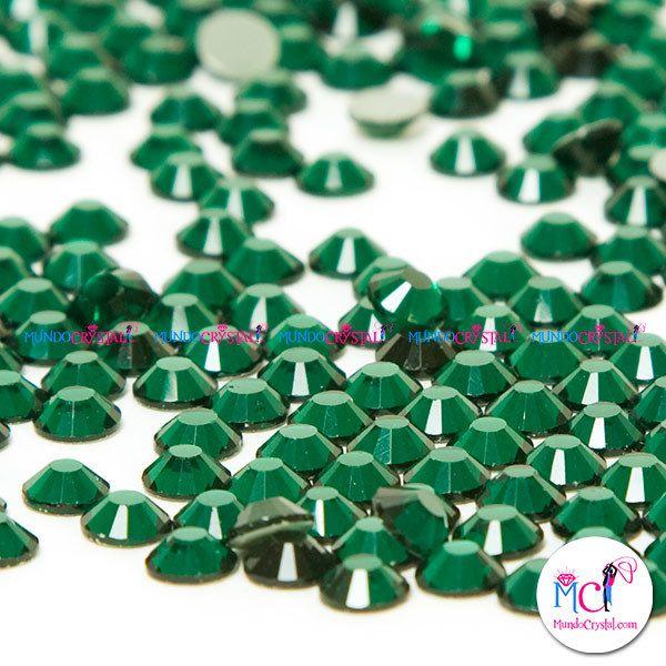 emerald strass