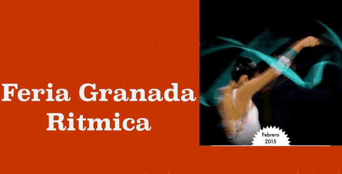 feria granada gimnasia ritmica