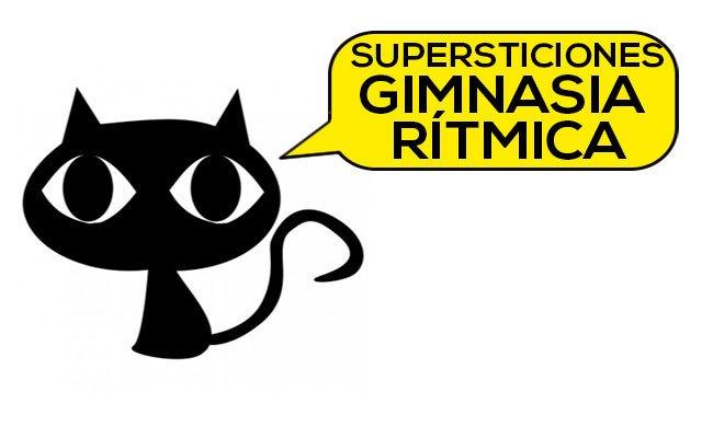 supersticiones gimnasia ritmica