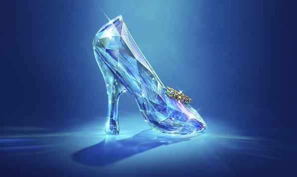 zapato cinderella 2015