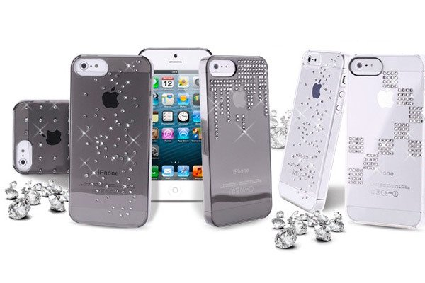 720643fb112 Cómo decorar tu Funda de Iphone con Swarovski