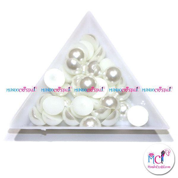 semiperla blanco perla