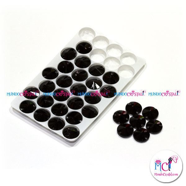 round-black