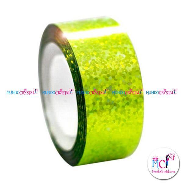 diamond-adhesivo-amarillo-fluor