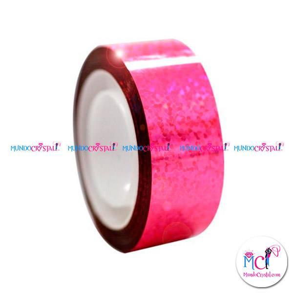 diamond-adhesivo-rosa-fluor