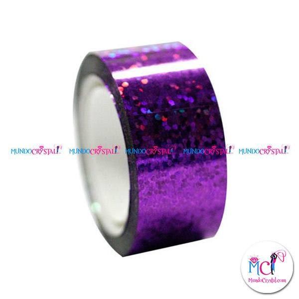 diamond-adhesivo-violeta