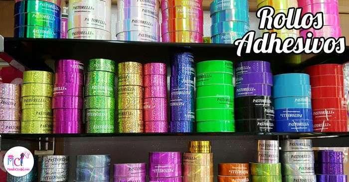 Rollos Adhesivos
