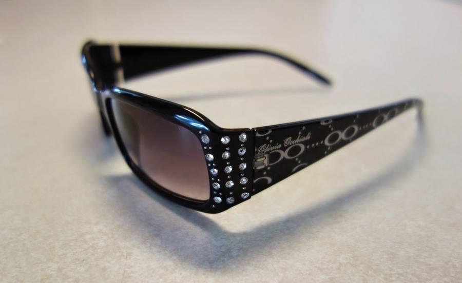 Gafas de sol personalizadas con Swarovski - Tutorial Paso a Paso
