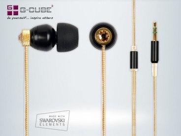 gcube auricular swarovski