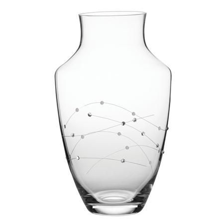 jarron con cristales - Jarrones De Cristal