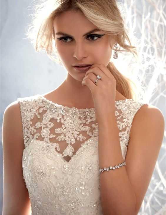 C mo decorar un vestido de novia con piedras swarovski - Cristales para que no te vean desde fuera ...