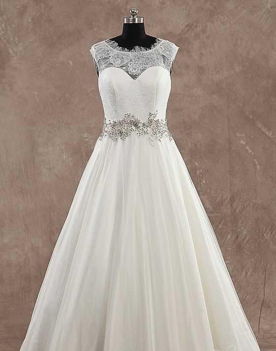 cómo decorar un vestido de novia con piedras swarovski ?