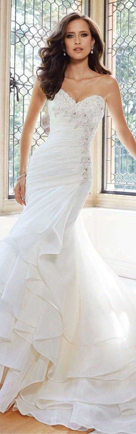 Como decorar un vestido de novia con pedreria