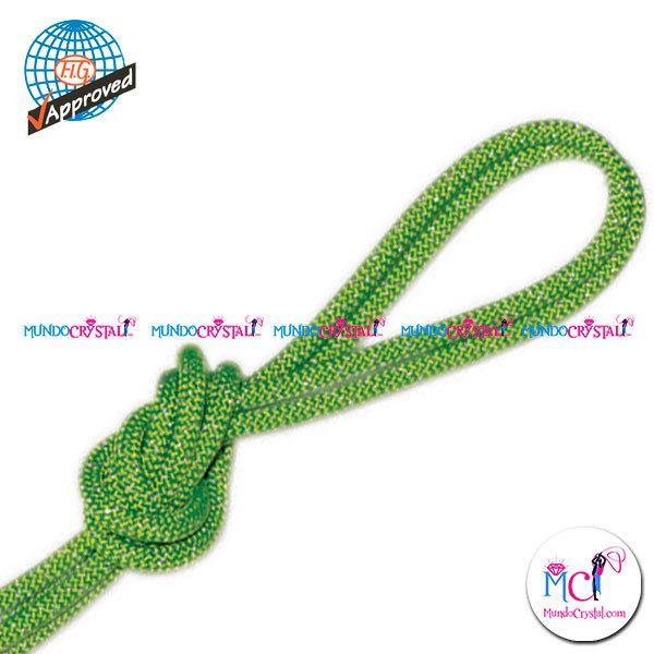 cuerda-metalizada-verde-plata