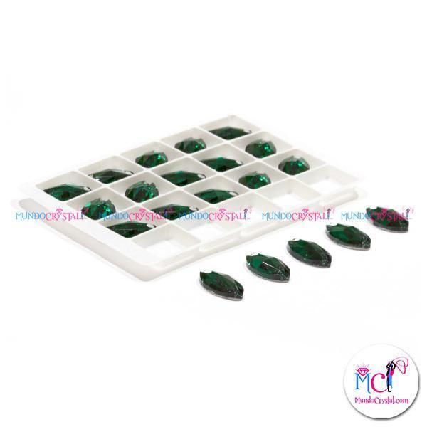 sew-on-navette-emerald