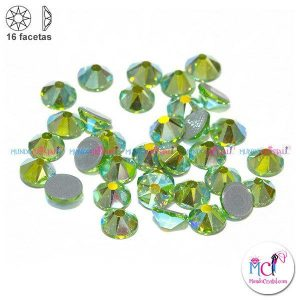16-facetas-strass-light-peridot-ab