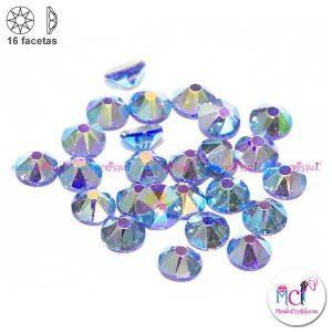 16-facetas-strass-light sapphire ab