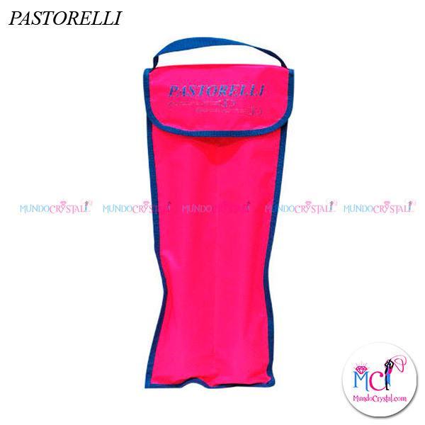Funda-para-mazas gimnasia PASTORELLI-Rosa-Fluor