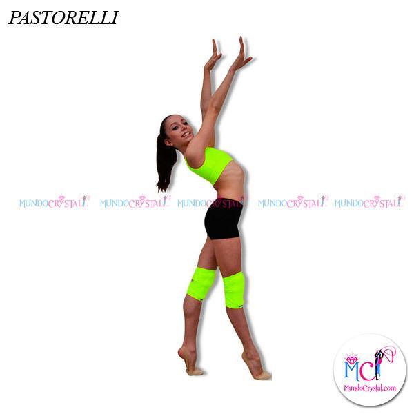 Rodillera-Pastorelli-amarilla-gimnasia-Ritmica