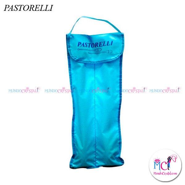 bolsa de mazas gimnasia ritmica PASTORELLI-Celeste