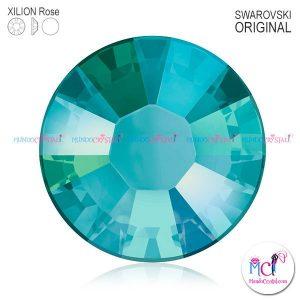 xilion-rose-2038 blue zircon shimmer
