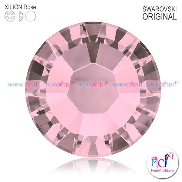 xilion-rose-2038-crystal-antique-pink