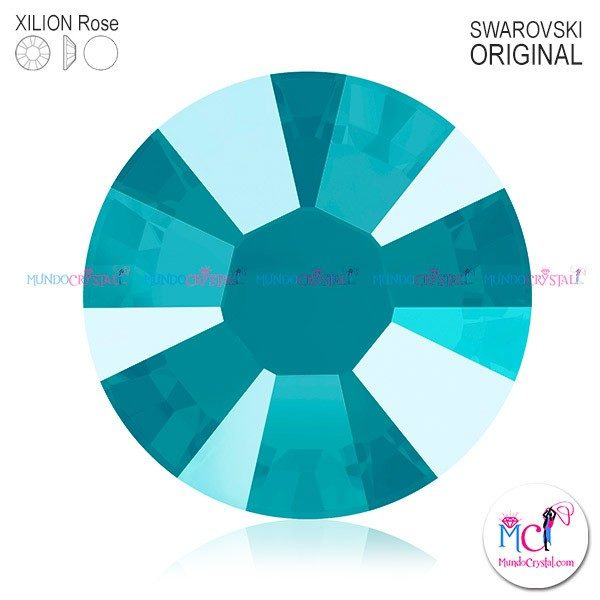 xilion-rose-2038 crystal azure blue