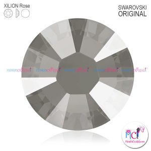 xilion-rose-2038 crystal dark grey