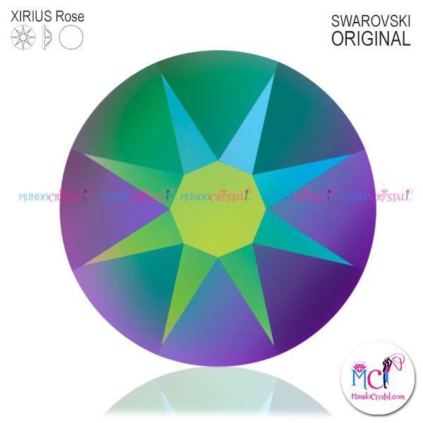 2088-Xirius-Rose-Crystal-scarabaeus-green