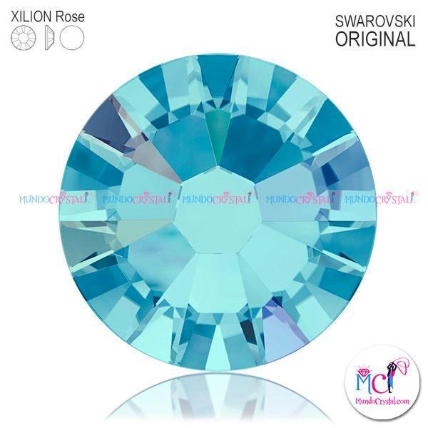xilion-rose-2058-aquamarine-AB