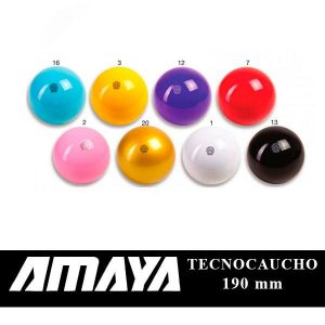 Pelota-Tecnocaucho-colores-amaya