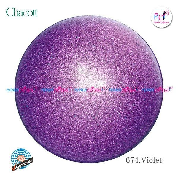 Pelota-de-Chacott-prisma-185mm-color-violet