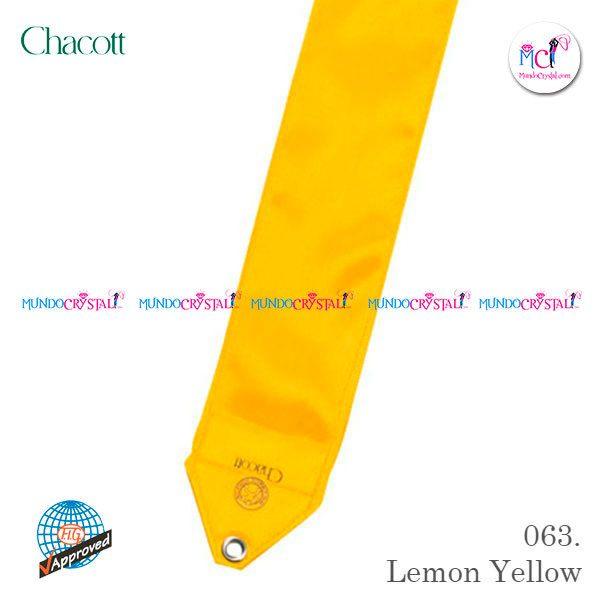 cinta-lisa-chacott-amarillo-limon