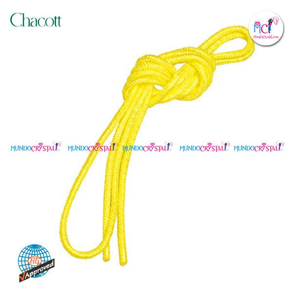 cuerda-chacott-lisa-amarilla