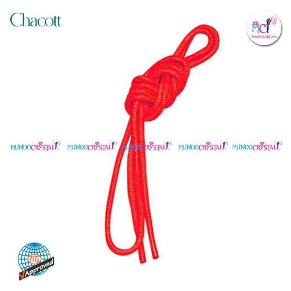 cuerda-chacott-lisa-roja