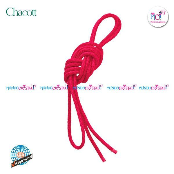 cuerda-chacott-lisa-rojo-magenta