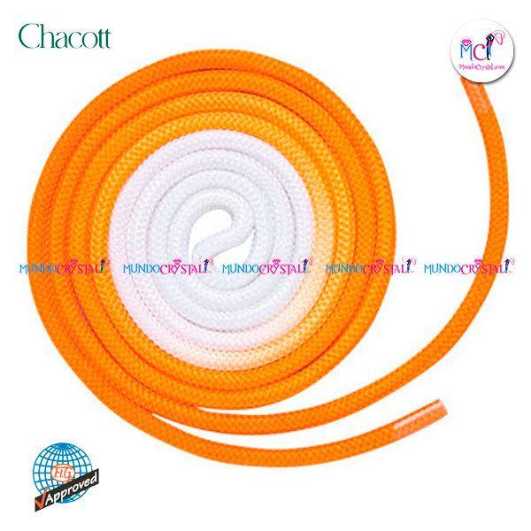 cuerda-degradada-chacott-naranja-y-blanca