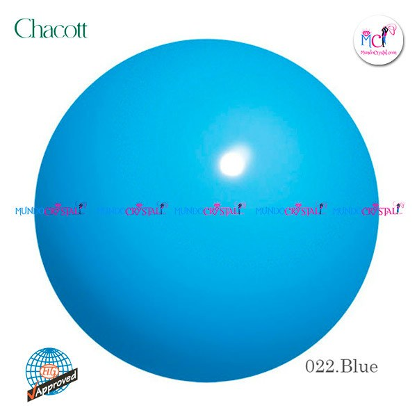 pelota-chacott-185mm-azul-claro