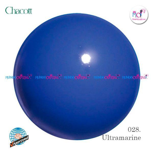 pelota-chacott-185mm-azul-oscuro