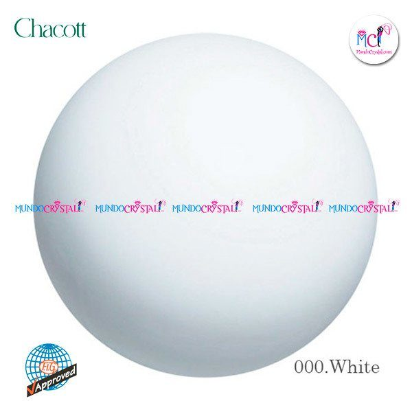pelota-chacott-185mm-blanca