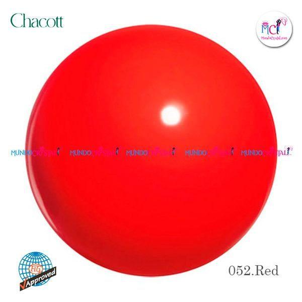pelota-chacott-185mm-roja