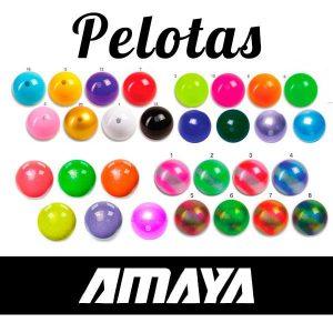 Pelotas Amaya