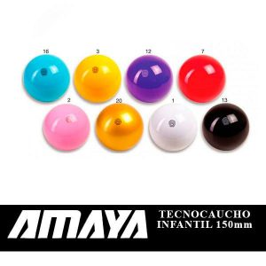 tecnocaucho-pelota-amaya-infantil-150mm